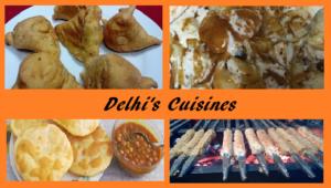 Delhi Cuisines