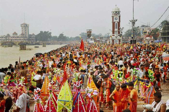 Kawar Yatra | Kanwar pilgrimage