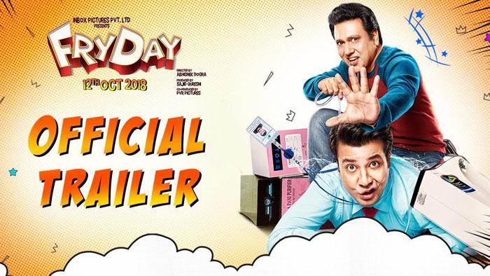 FryDay A Govinda Comeback Film