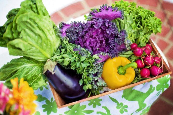 Greens in Vegetable