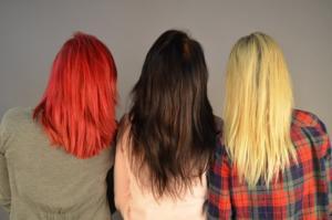 Hair Colouring