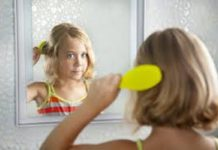 Kids Healthy Hair