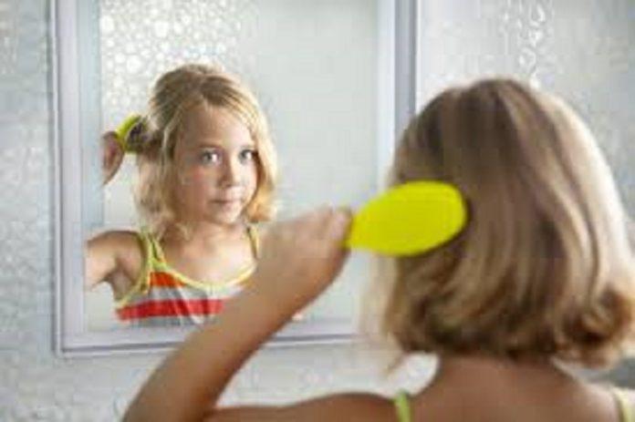 Kids Healthy Hair