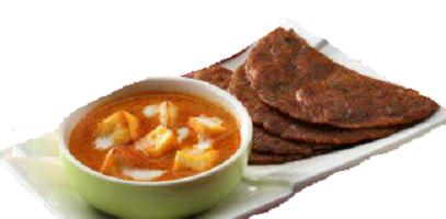 Kuttu ka Chilla (Buckwheat Pancakes)