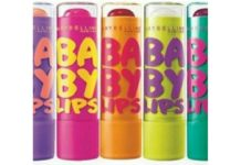 Maybelline Lip Balm