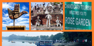 Chandigarh - The City Beautiful