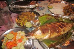 Andaman nicobar food