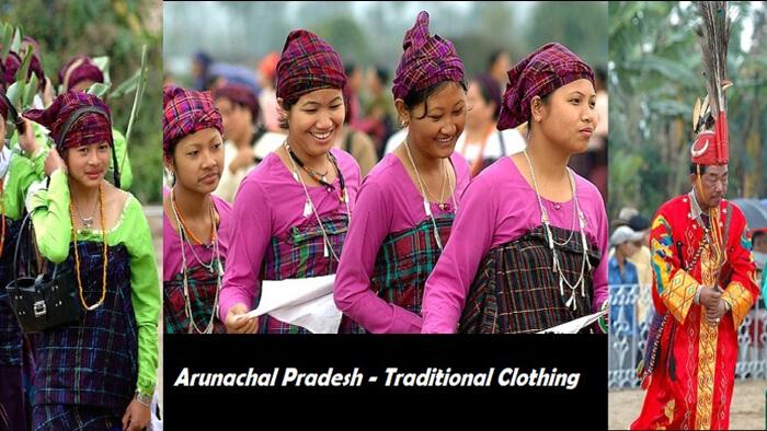 Arunachal Pradesh Dress