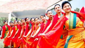 Assam Dress