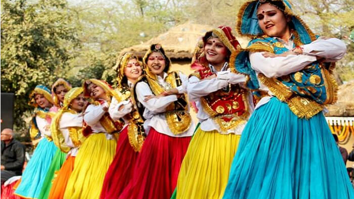Haryana Dress