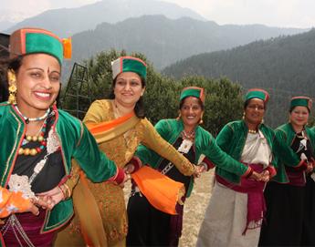 Himachal Dance
