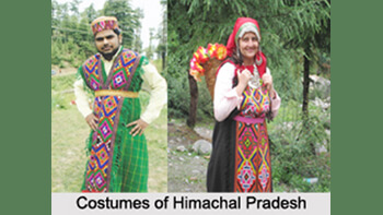 Himachal Pradesh Dress