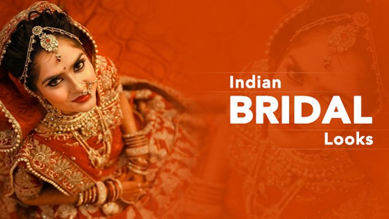 Indian Bridal Attire – From Sticking To Hues Of Red And Maroon