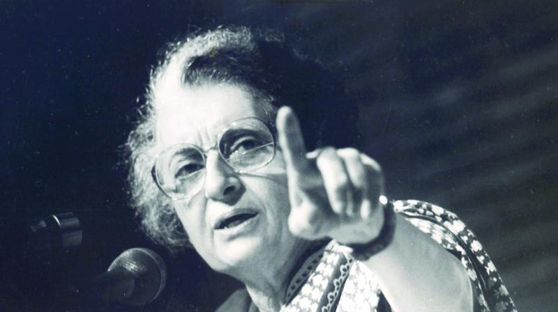 Indira Gandhi – First Female Prime Minister Of India