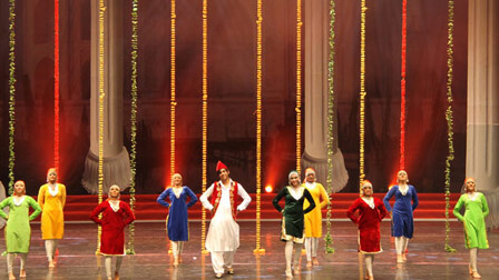 Jammu and Kashmir Dress