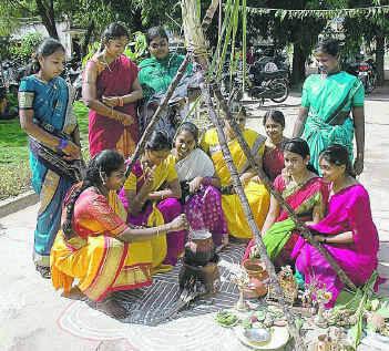 Karnataka Dress