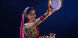 Karwa Chauth Fast for the Married Hindu Woman