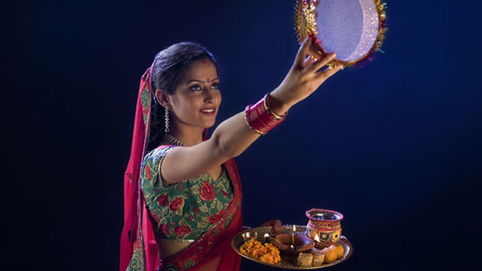 Karwa Chauth – Fast for the Married Hindu Woman