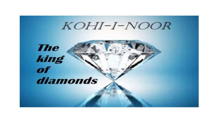 Kohi-i-Noor – The King of Diamonds