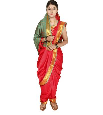 Maharastra Dress