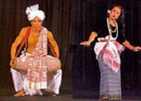 Manipur Dress