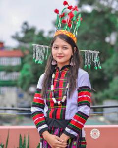 Mizoram Dress