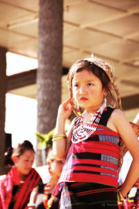 Nagaland Dress