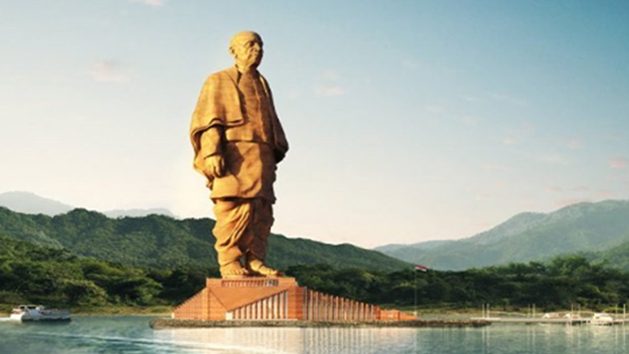 Statue of Unity (World's Tallest Statue)