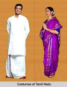 Tamil Nadu Dress