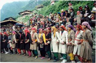 Uttarakhand Dress