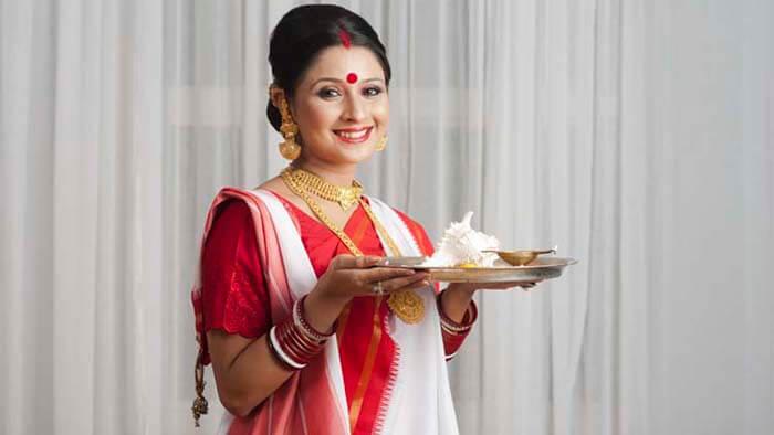 West Bengal Dress