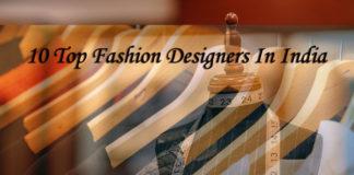 10 Top Fashion Designers