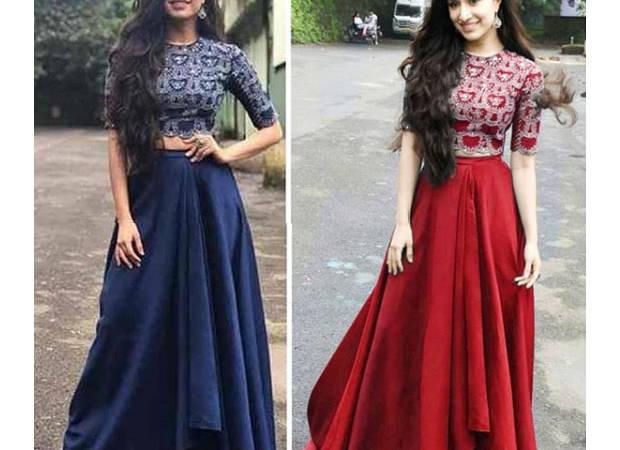 Indo-Western Wedding Dresses