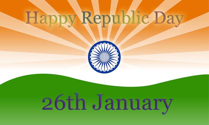 Republic Day card