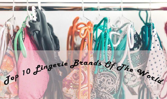 Top Lingerie Brands