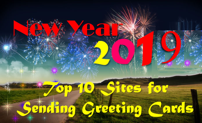 Top 10 Sites for Sending Greeting Cards