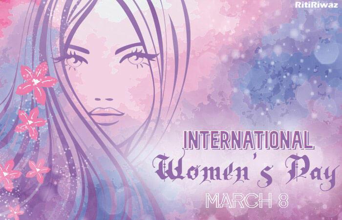 International Women Day-March 8
