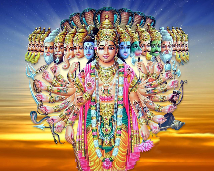 1000 Names of Lord Vishnu – Sahasranamavali of Lord Vishnu