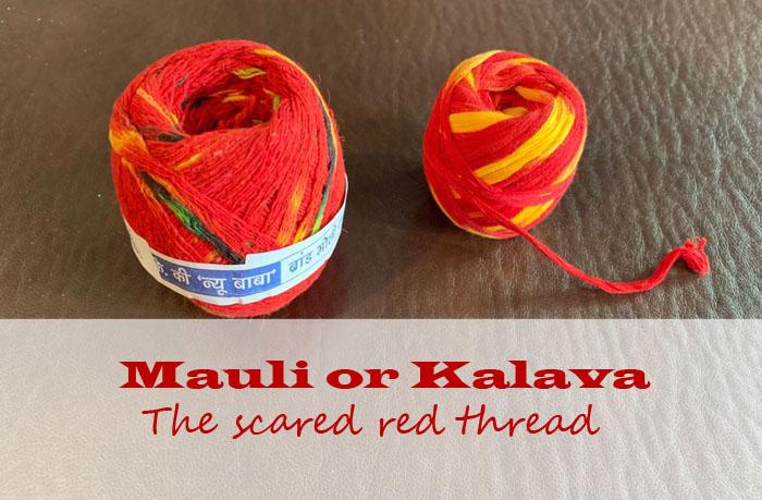 Significance Of Mauli (Kalava)