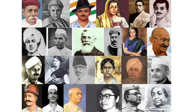 Essay on indian freedom fighters