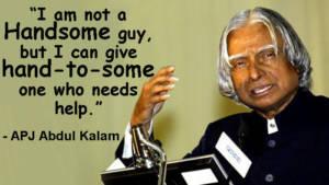 Abdul Kalam quote