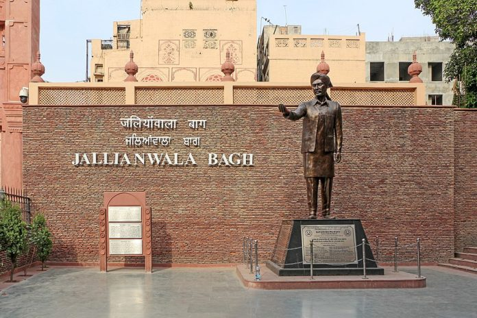 The 101-Year's Of Jallianwala Bagh Massacre