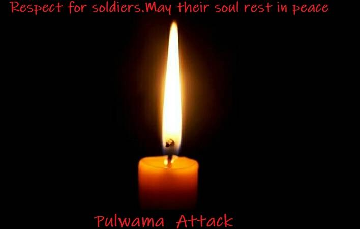 40 CRPF Men Killed – Worst Terror Attack In Kashmir