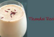 Thandai