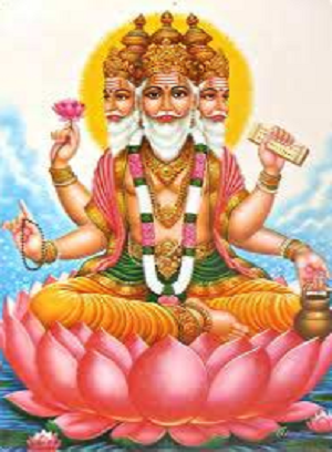 Lord Brahma – The Creator Of All Creation
