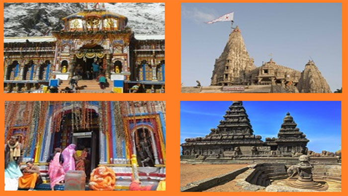 15 Ancient temples of India