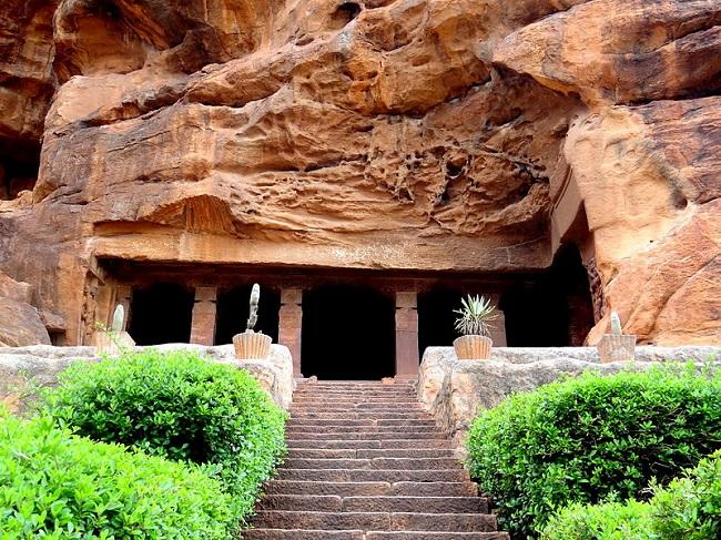 Badami Temple, Karnataka
