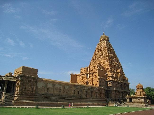 Brihadeshwara Temple, Tamilnadu