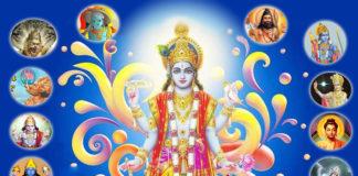 DaDashavatara Of Lord Vishnu