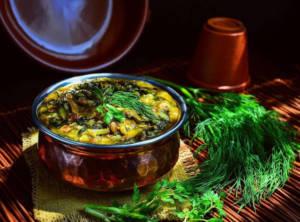 Kangsoi dish Manipur